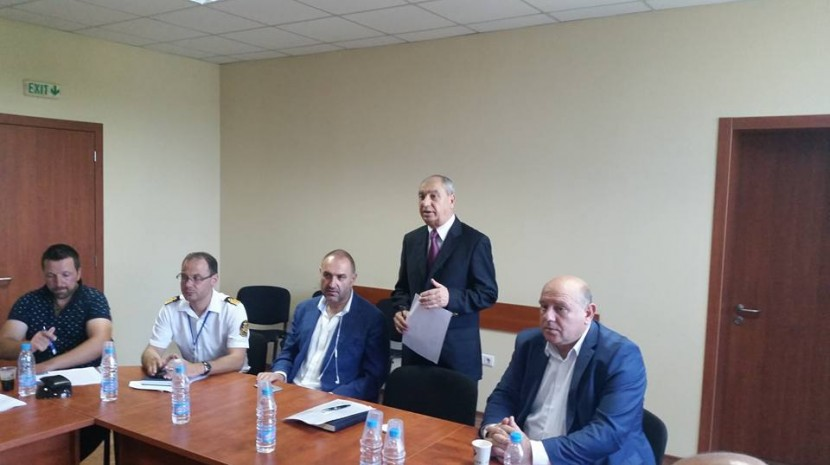 Bulgarian Chamber of Shipping organized a meeting with BPIC on issues related to the European regulation for port services.